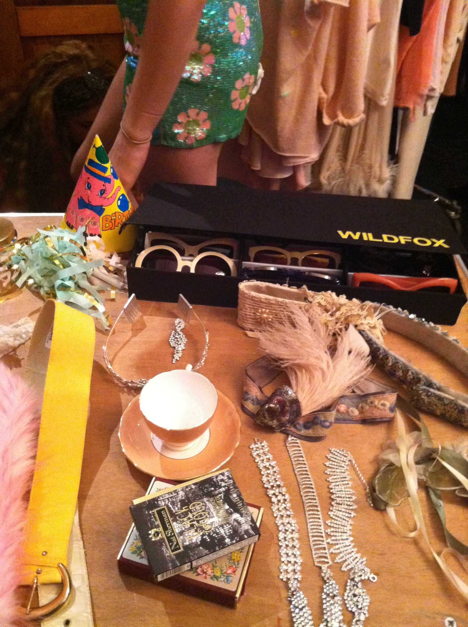 1920's accessories!
