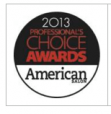 2013 Professional Choice Awards