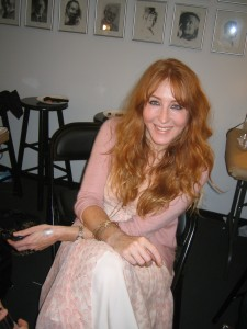 Key makeup artist for M.A.C Charlotte Tilbury at Behnaz Sarafpour