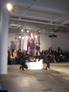 Diego Binetti's Fall '09 show