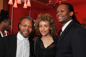 Patrick Wellington, Stacie J. and Mizani's J. Wesley Day