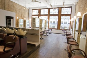 Senses New York Salon & Spa in the Flatiron district in Manhattan