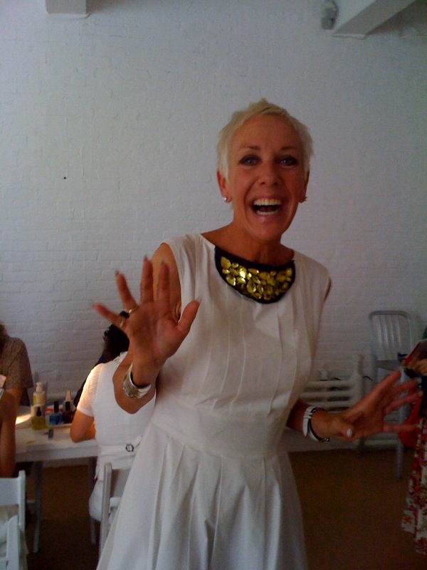 CND co-founder and all-around fashionista Jan Arnold