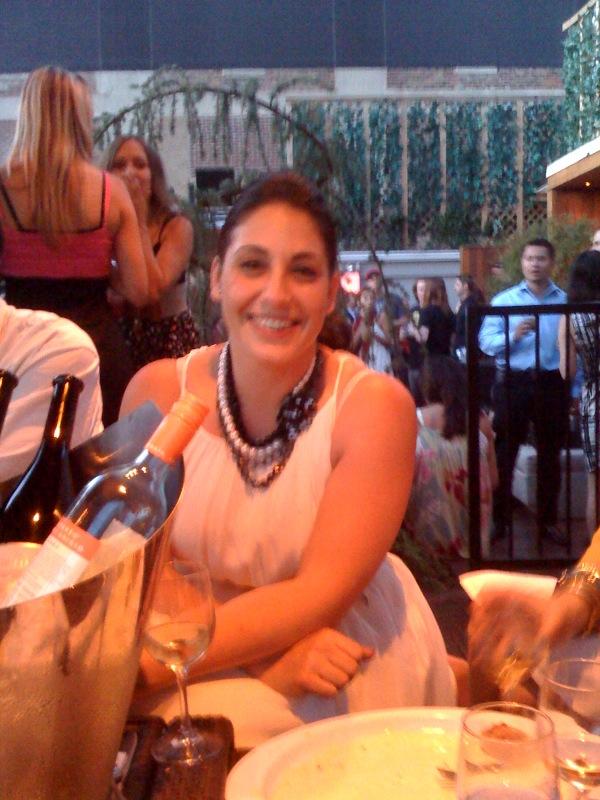 Team Red's inimitable Roxanne Valinoti