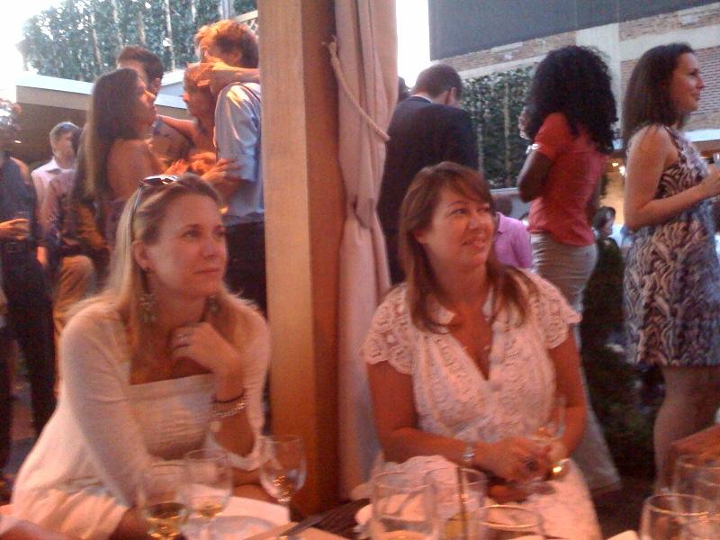 Red PR's Charity Guzofski and Julia Labaton