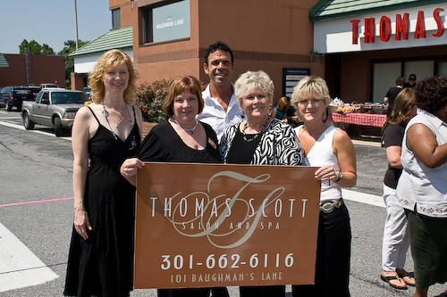 The Thomas Scott management team
