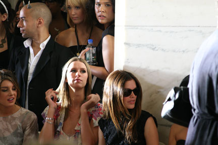 Nikki Hilton and Rachel Bilson