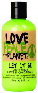 TIGI Love Peace & the Plate Let It Be Leave-In Conditioner