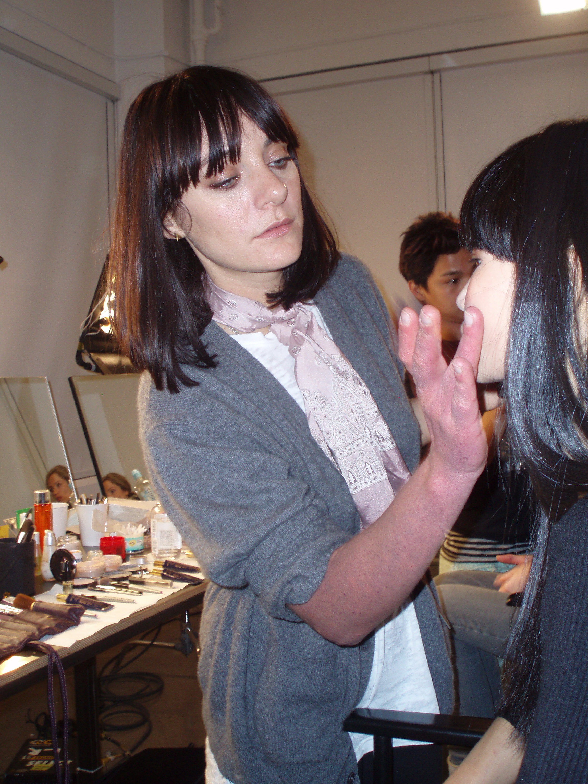 Lucia Pica for M.A.C. Cosmetics