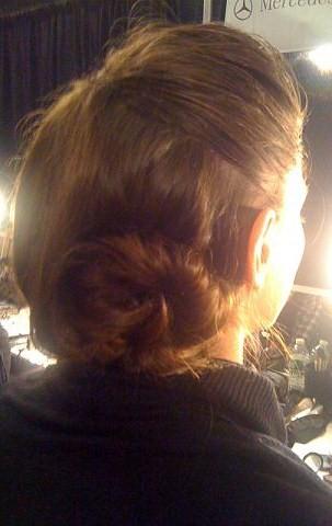Hair close-up