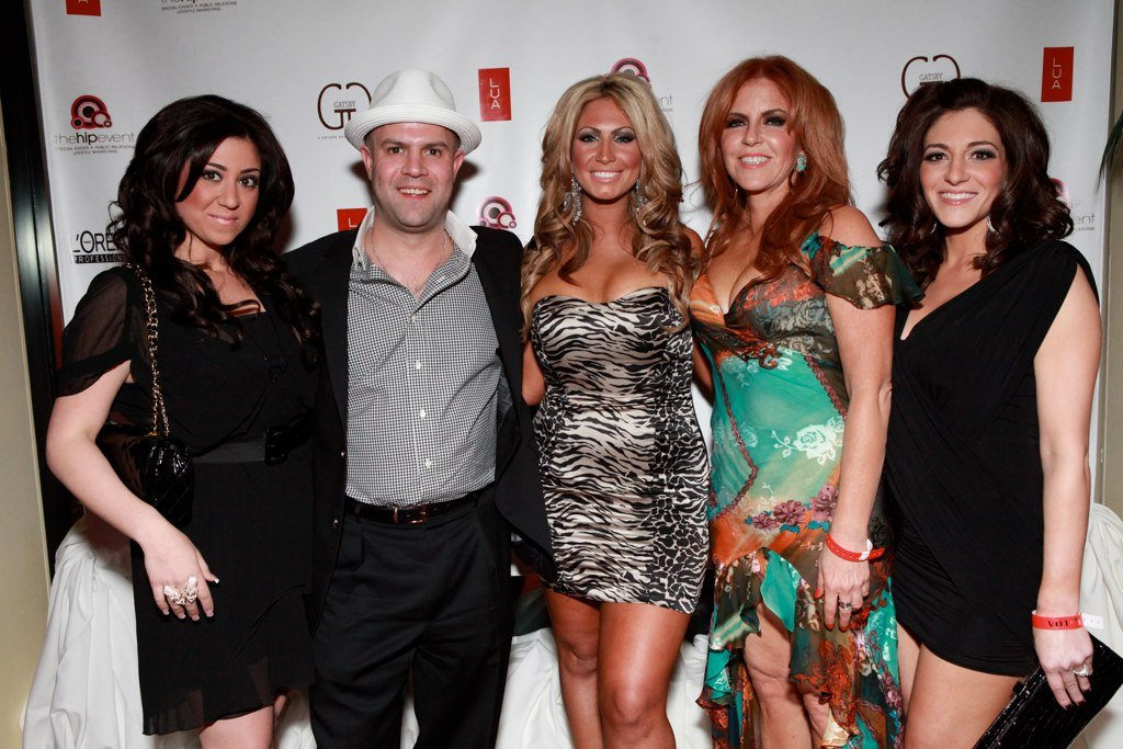 The cast of Jerseylicious