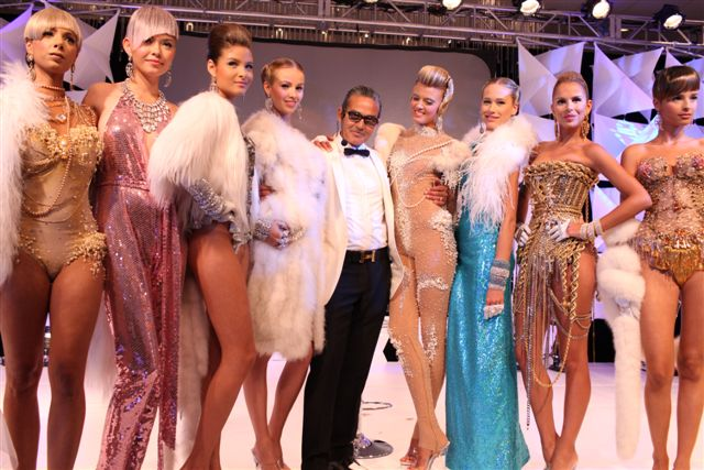 Oribe and his models