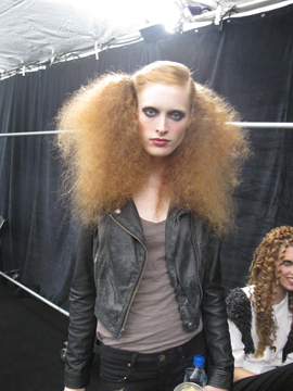 The Grace Coddington look at Marc Jacobs