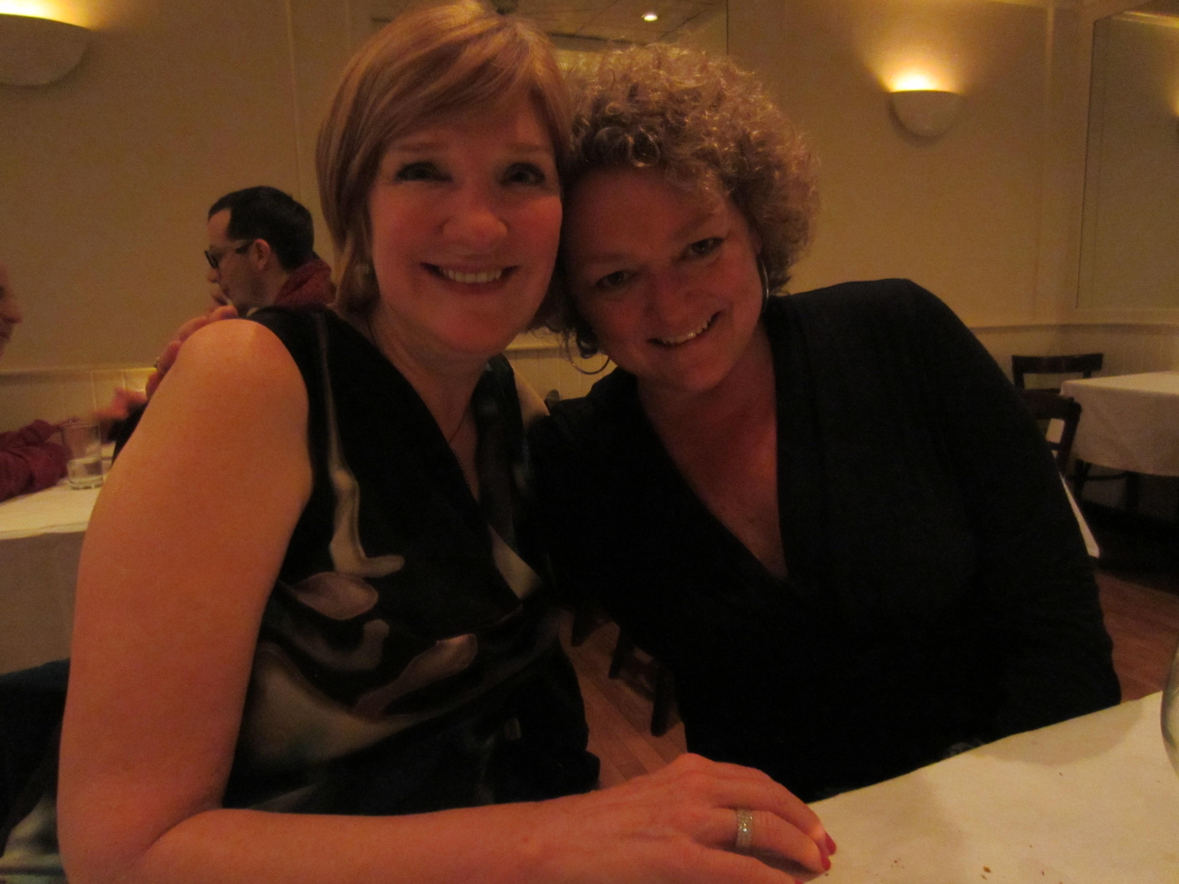 American Salon's Jamie Corkran and Jeannie Oberholtzer
