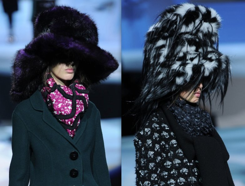 Marc Jacobs' statement accessory