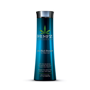 This new self-tanner/bronzer from Hempz achieves a beautiful tan but without the dangerous health risks. This bronzer is loaded with Earth-friendly ingredients including 100 percent Pure Organic Hemp Seed Oil, organic plant extracts and essential botanical antioxidants green tea and pomegranate to help protect skin from environmental stress and promote a more healthy appearance. The product also hydrates the skin and offers a glistening sun-kissed hue that lasts up to eight days. The product is also free of paraben and gluten, and is 100 percent vegan.