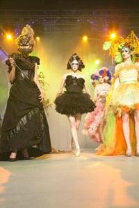 Lisa Yamasaki's stunning gothic vision on the main stage.