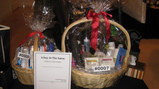 Donation Product Baskets