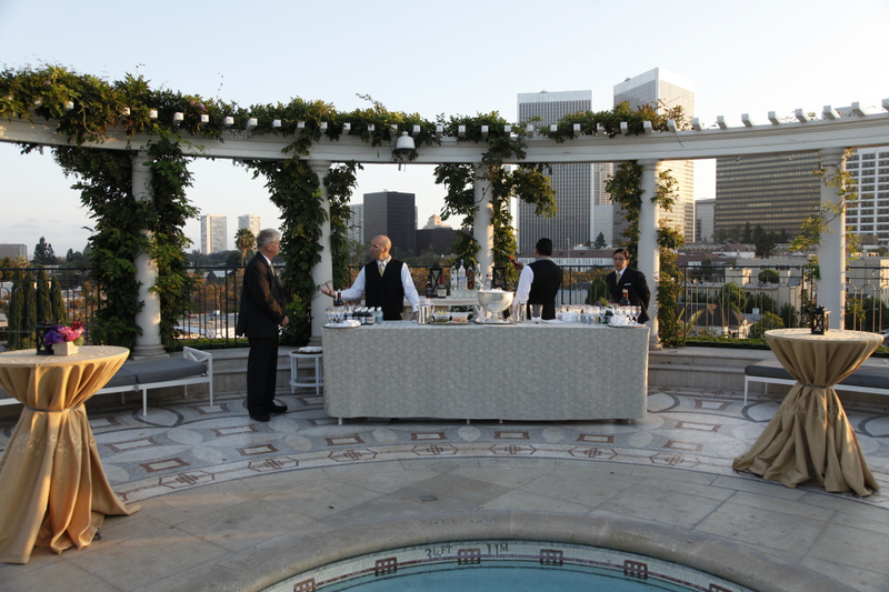 Legacy of Style was hosted by Beauty Changes Lives on the rooftop of the Peninsula Hotel in Beverly Hills, CA