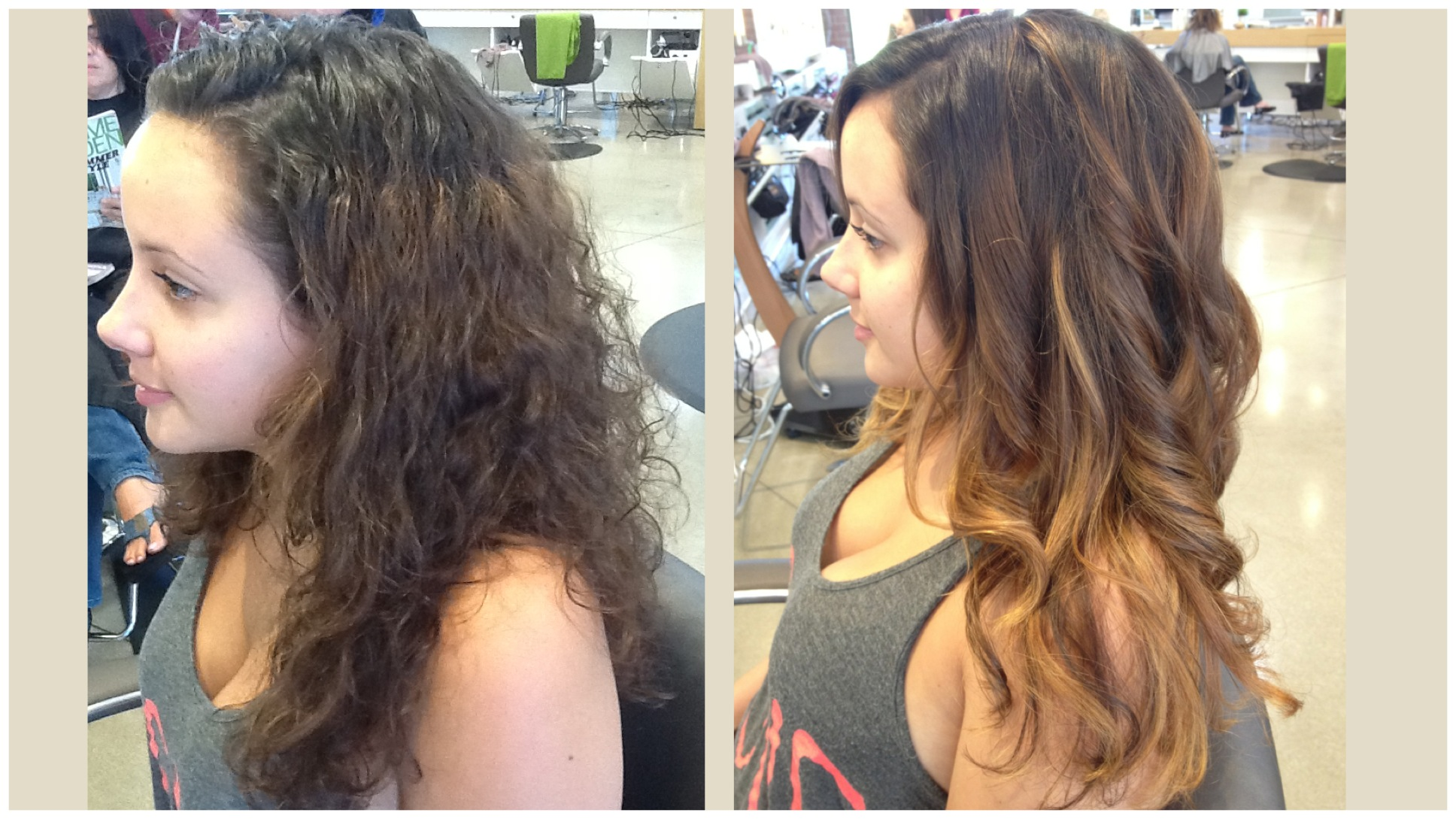 Get the look soft seamless ombr american salon ombr hair hit the fashion elite in 2009 and exploded in the next two years as celebrities picked up on the trend now three years later its one of the urmus Gallery