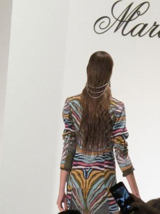 Mara Hoffman runway show