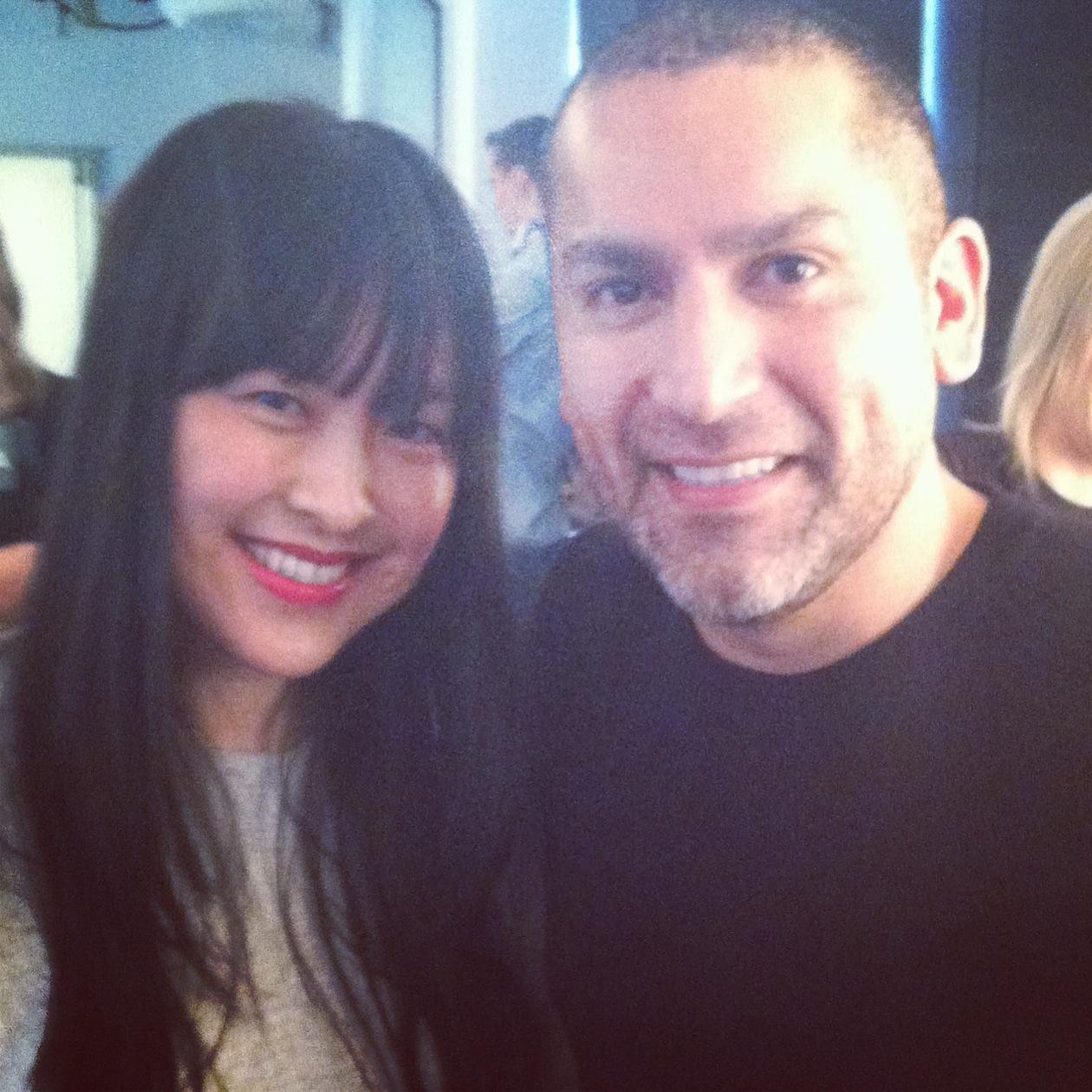 Ann Yee and Allen Ruiz
