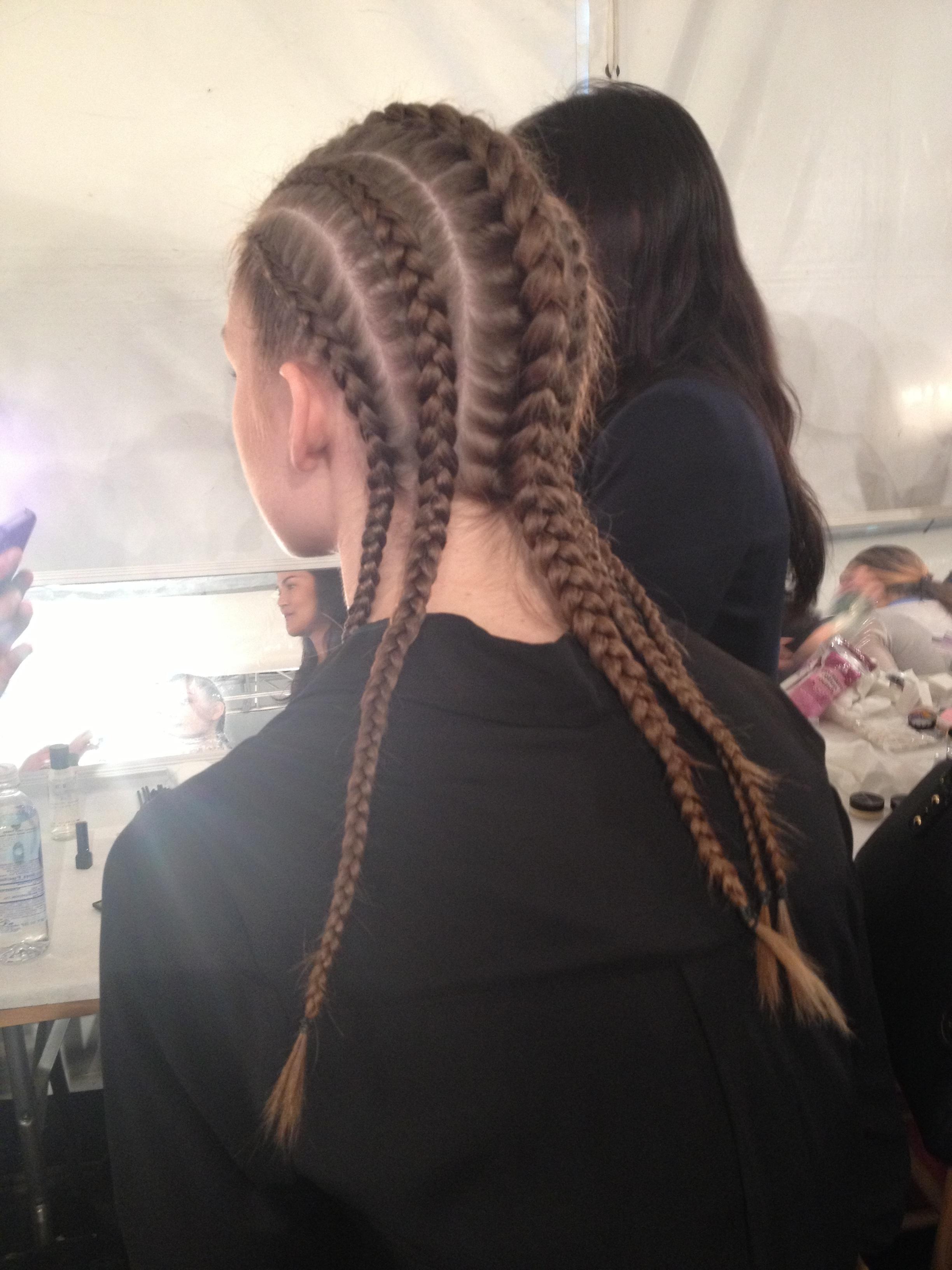 Hair by Catwalk by TIGI