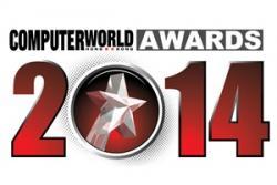 Computerworld Hong Kong Awards 2014 logo