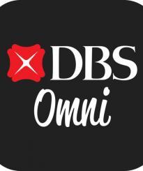 DBS Omni credit card app