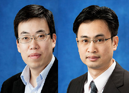 Huang Jianwei and Chen Minghua