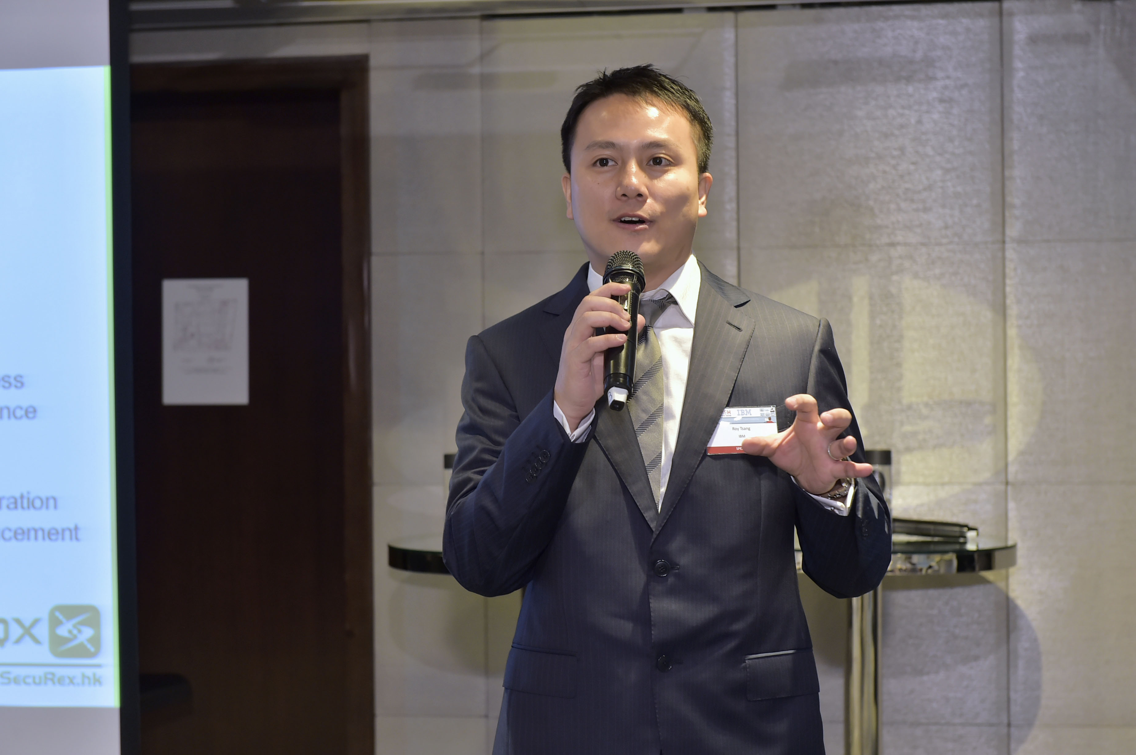 Roy Tsang, head of storage & software defined infrastructure, IBM China/HK