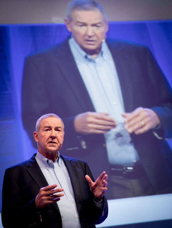 Jim Goodnight, CEO and co-founder of SAS