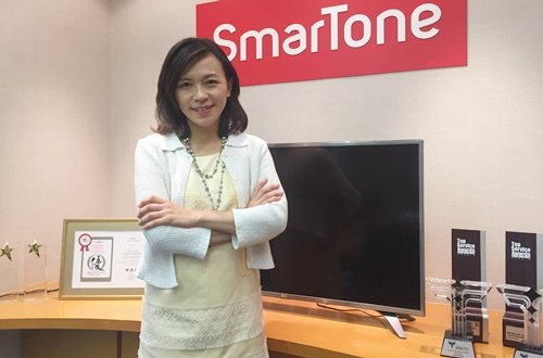 Anna Yip, Executive Director and CEO of SmarTone