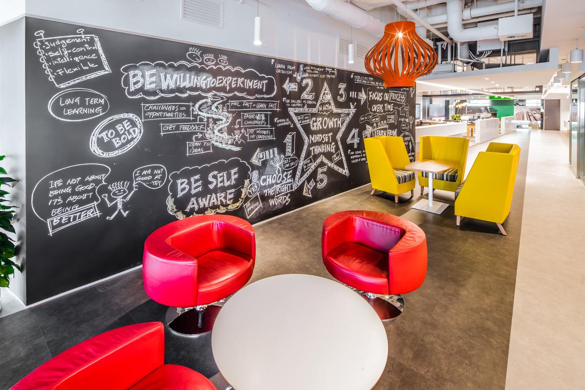 microsoft office design. Microsoft Opens New Office At Cyberport Design O