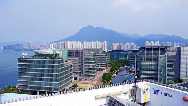 Thinxtra closer to launch of HK-wide IoT network