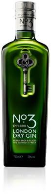 No. 3 London Dry Gin