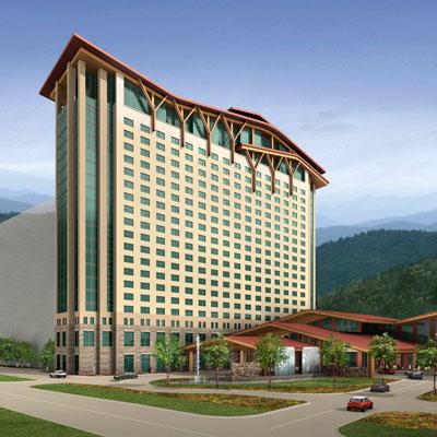 Harrah's Cherokee Hotel and Casino