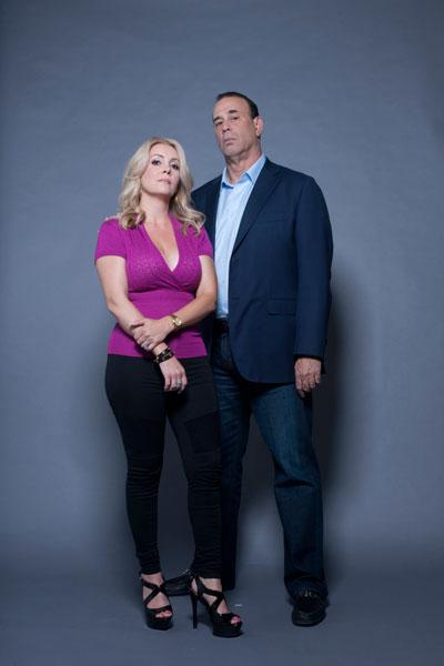 Nicole and Jon Taffer