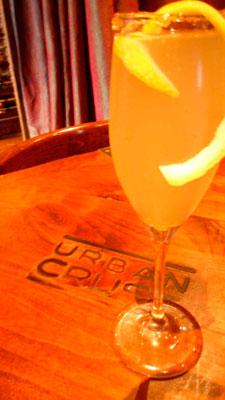 Bacio Cocktail