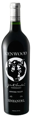 2008 Kenwood Vineyards Jack London Zinfandel
