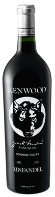 2008 Kenwood Vineyards Jack London Zinfandel