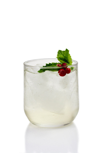 Holiday Drink Recipes - Under the Mistletoe