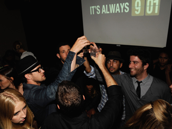 Justin Timberlake 901 tequila launch