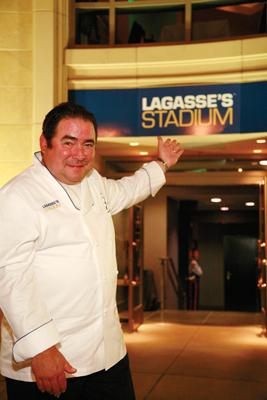 Lagasse's Stadium Las Vegas