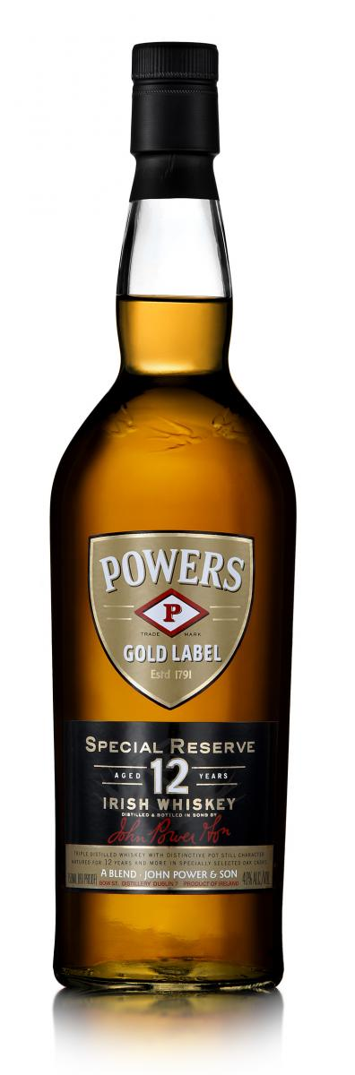Powers 12-year-old Special Reserve