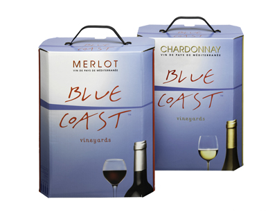 Blue Coast Boxed Wine