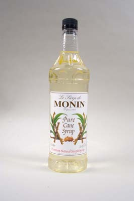 Monin Pure Cane Syrup