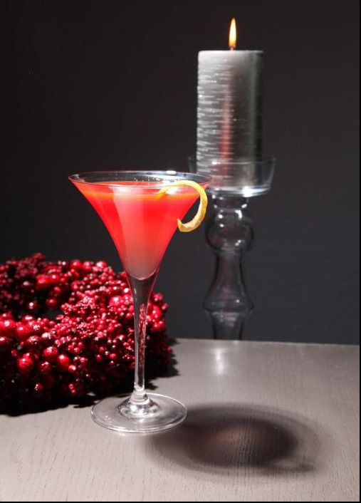 Velvet Stocking Cocktail by Bombay Sapphire
