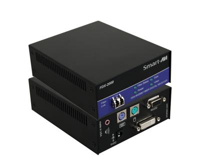 SmartAVI FDX 2000