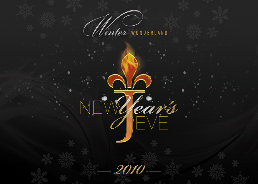 J Lounge New Year's Eve ad